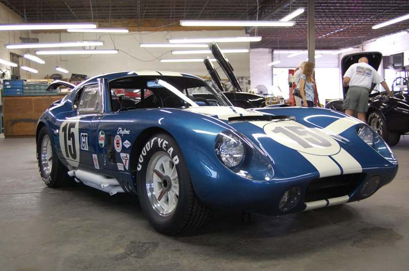 Daytona Coupe Replica, Redifining The Term Replica
